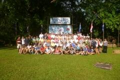Quiet Lion Tour Group - POW's Students and Carers